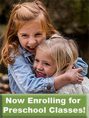 Now Enrolling for Preschool Classes link