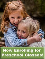 Now Enrolling for Preschool Classes link