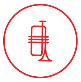 Trumpet-Icon