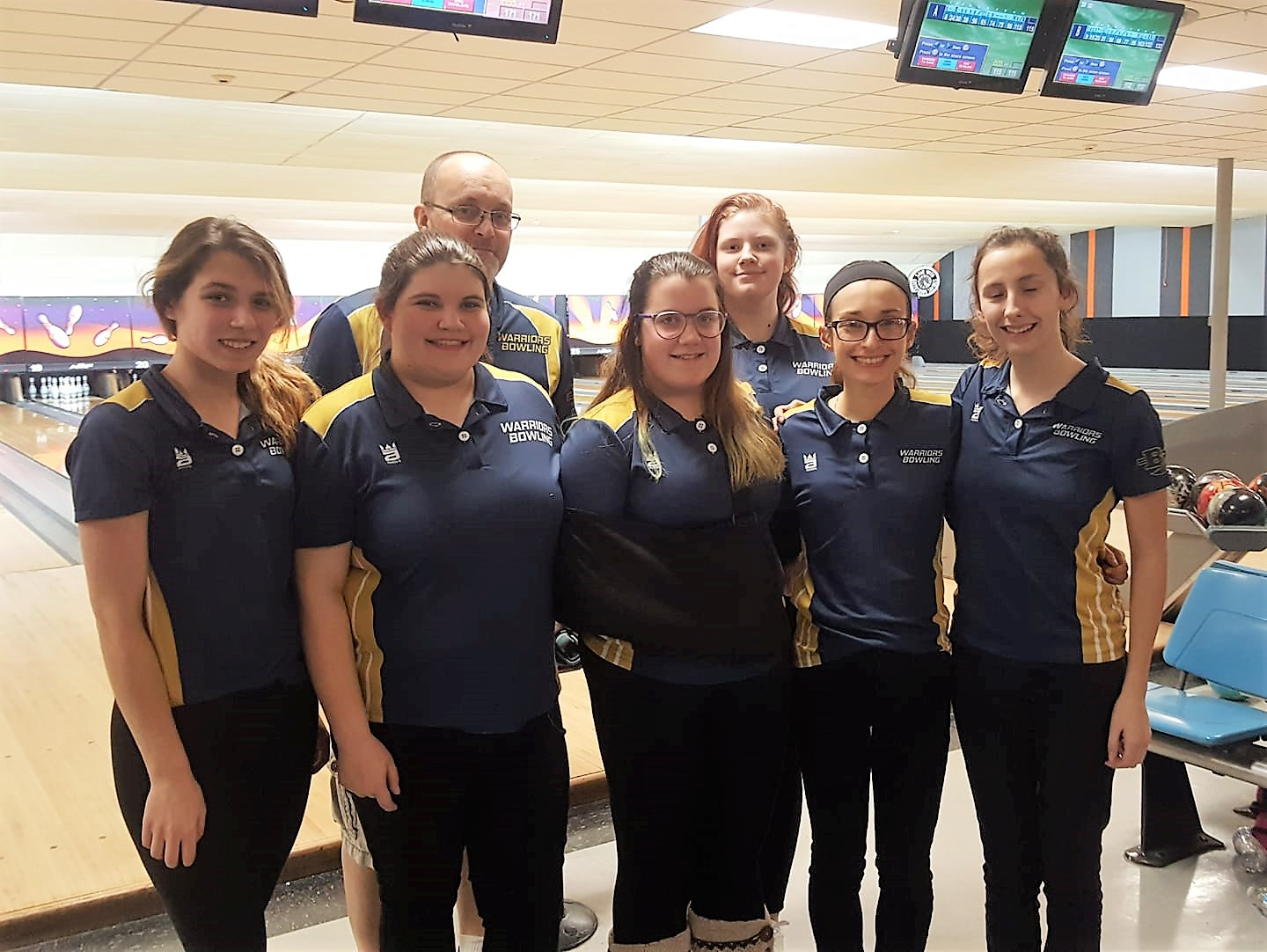 lady warrior bowlers