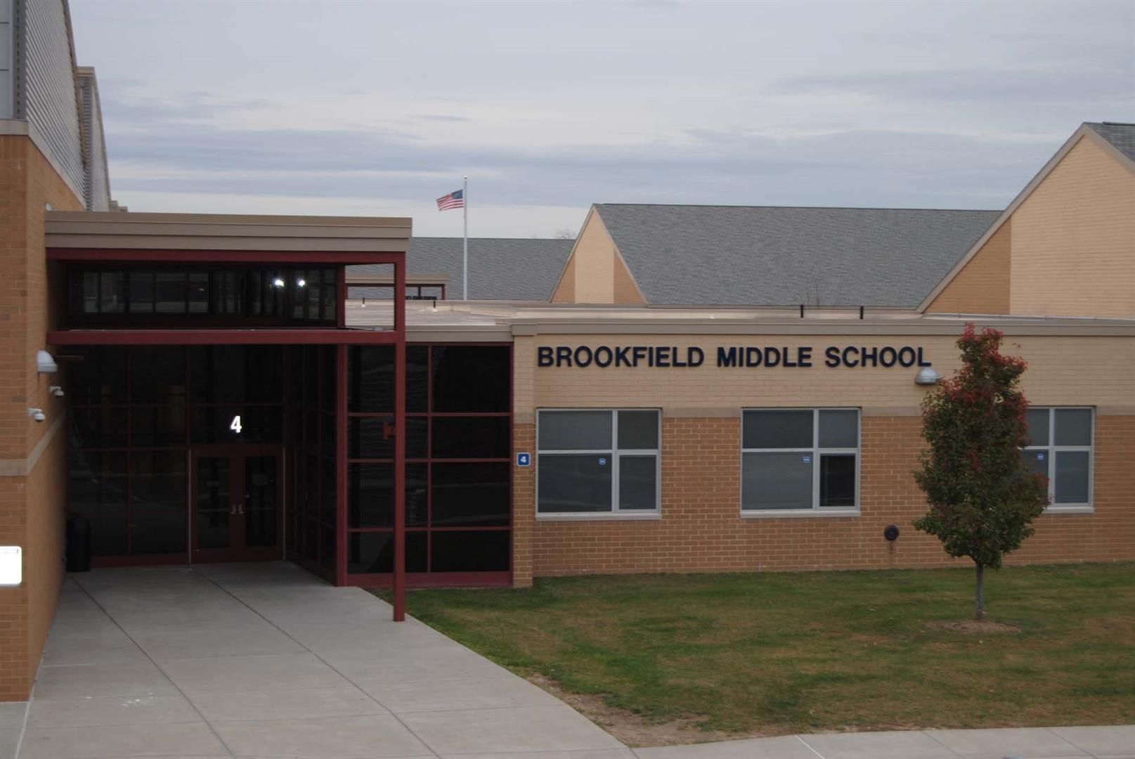 middle school exterior