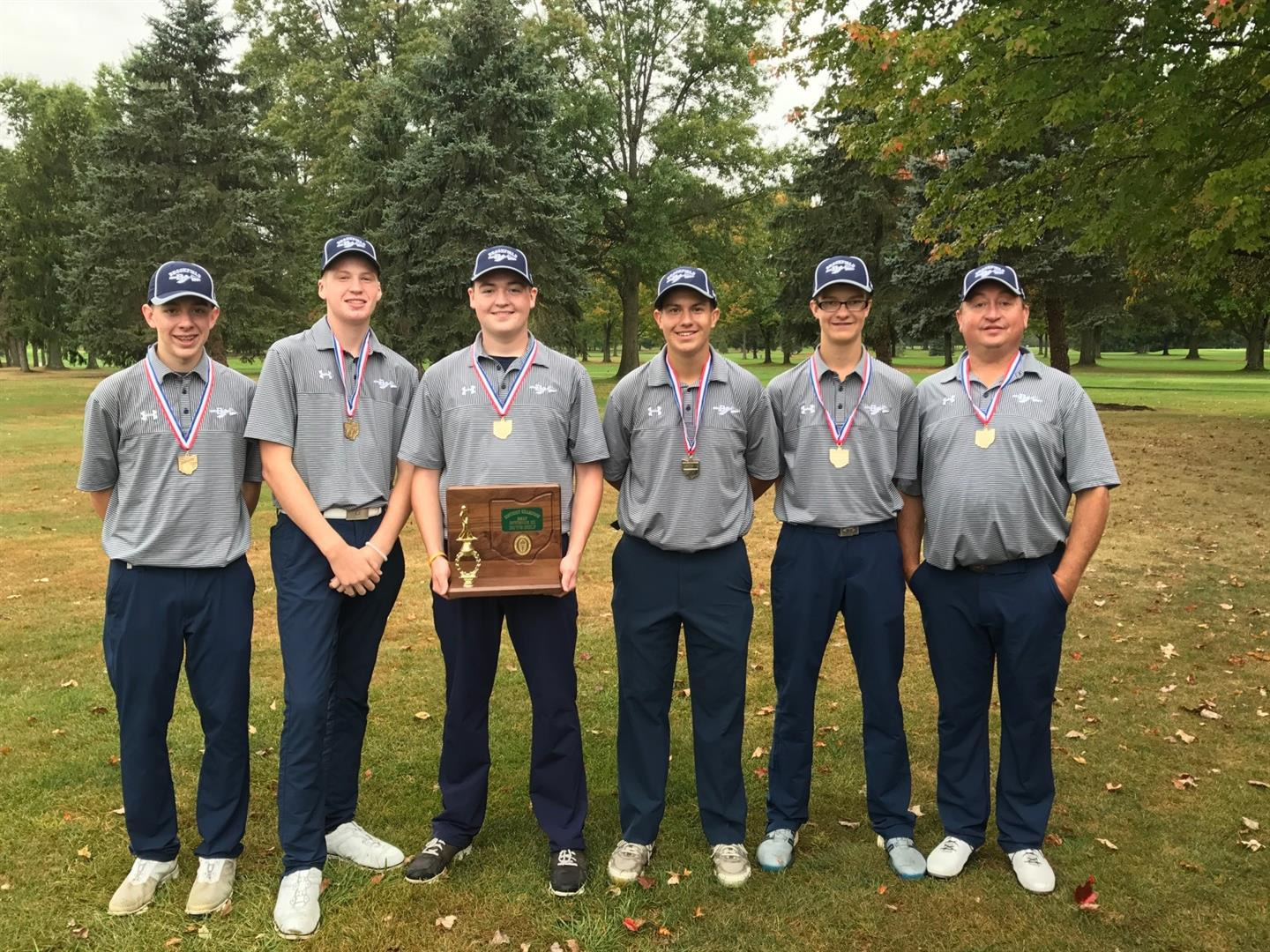 golf OHSAA champs