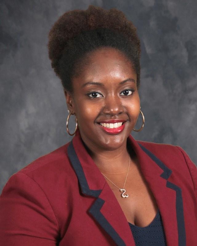 Keona Walker, FRES Assistant Principal