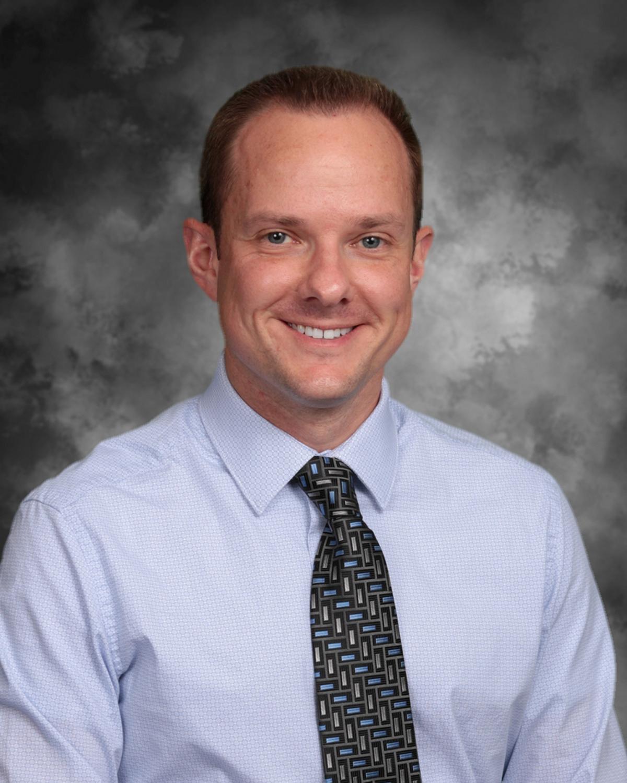 Chris Menhorn, SUES Principal