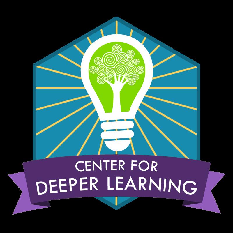 Center for Deeper Learning Logo