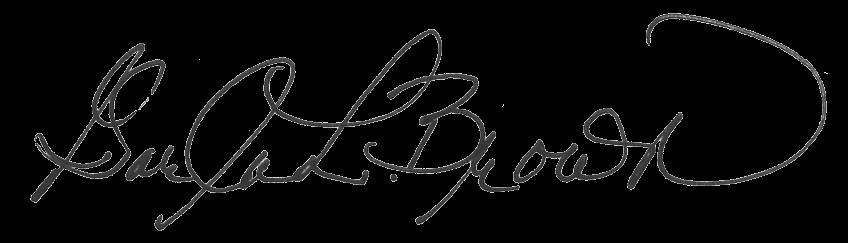 Garla Brown Signature