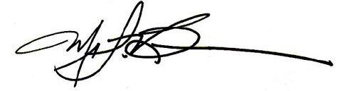 MJB Signature