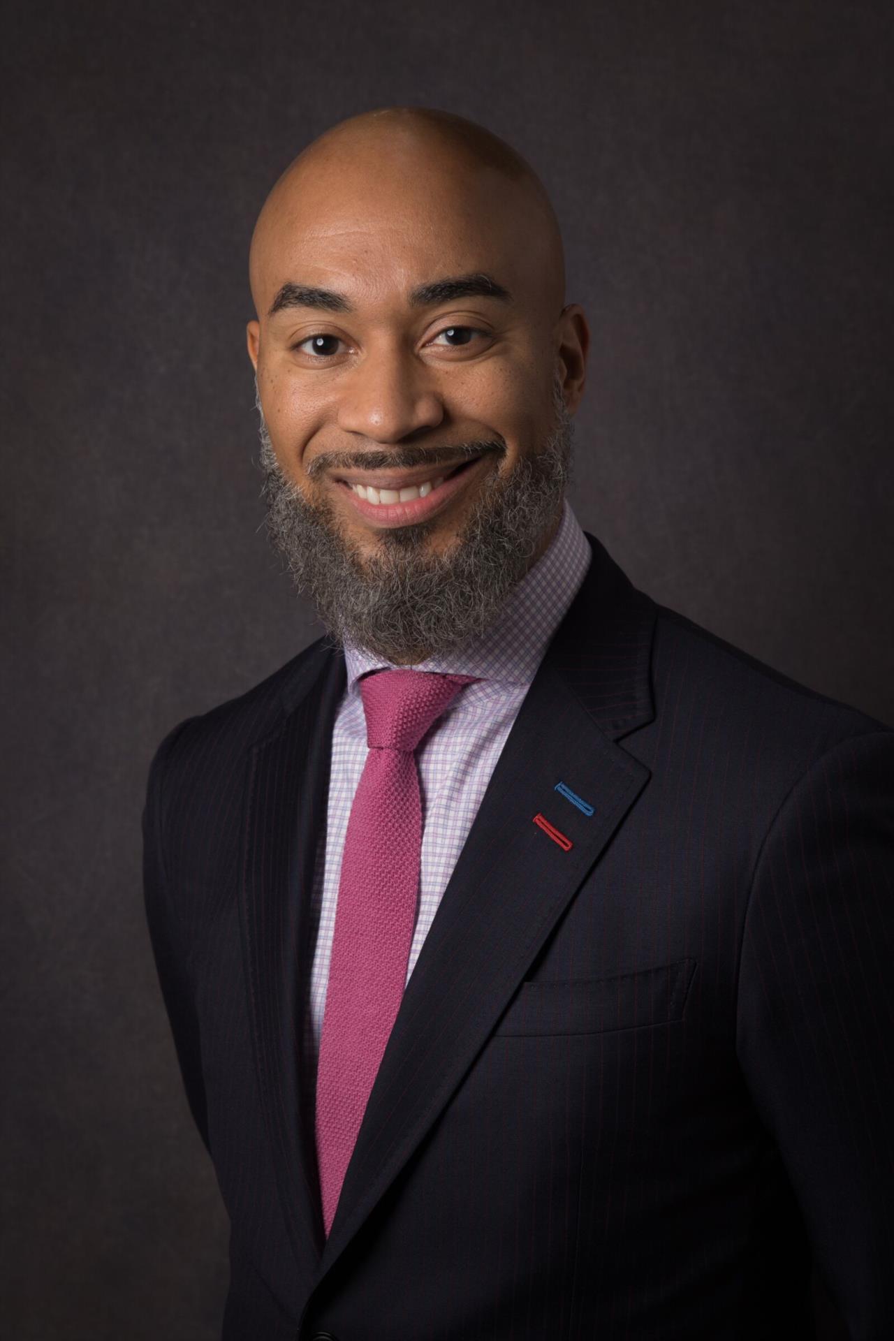 Superintendent Melvin J. Brown