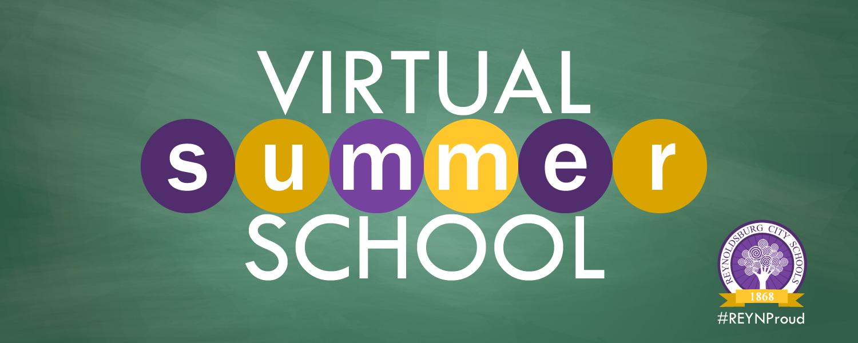 Virtual Summer School