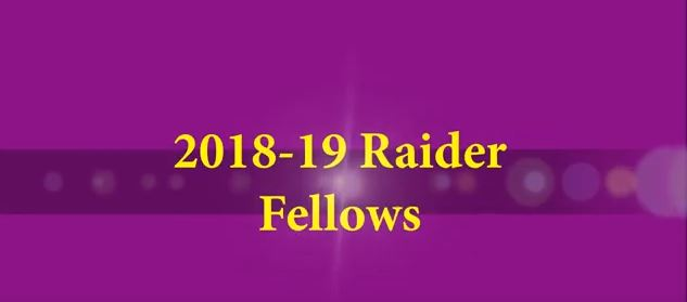 Raider Fellowship Video