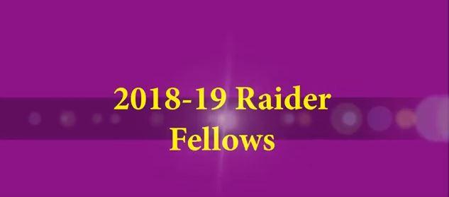 Raider Fellowship Video