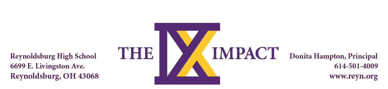 9X Address and Logo header