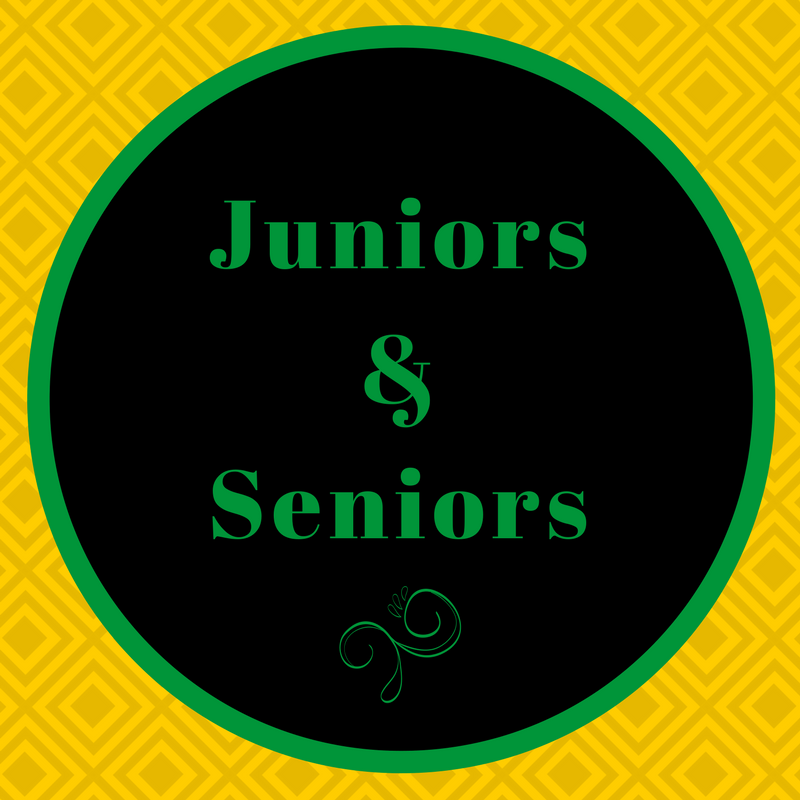 counseling information for juniors and seniors