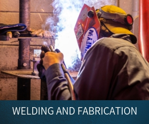 Welding and Fabrication Program