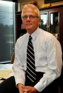 Bob Mengerink, superintendent