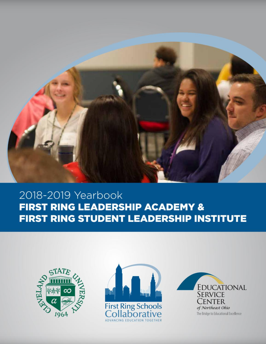 First Ring Student Leadership Institute Yearbook