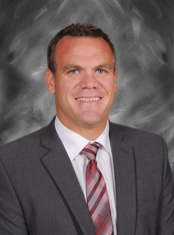 Mr. Marcus Overman, 7-12 Principal