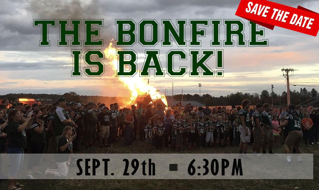 The Bonfire is Back