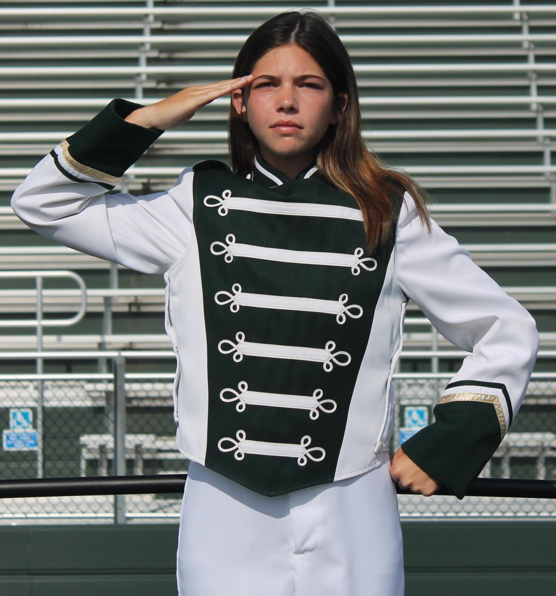Senior Field Commander Elizabeth Jenkins