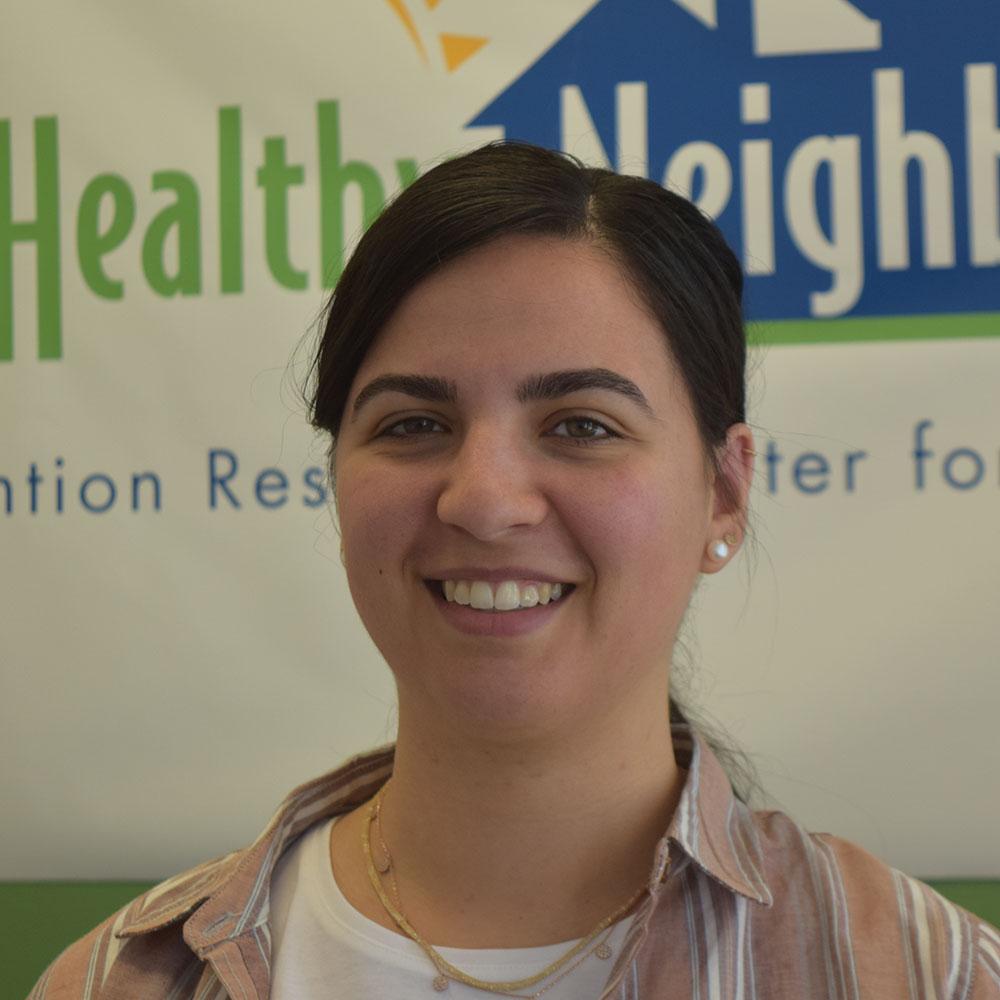 Project Coordinator Alysha Ellis