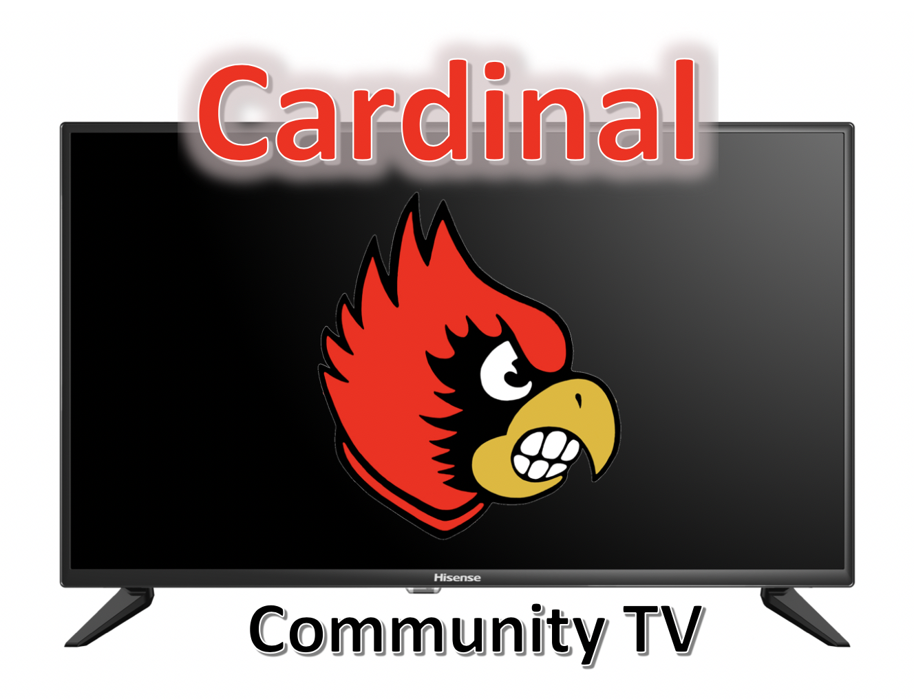 Cardinal Community TV Logo