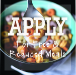 Apply for Free or Reduced Meals