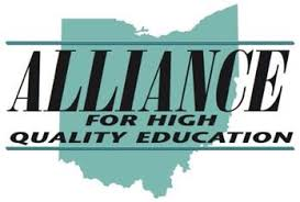 Alliance for High Quality Education logo