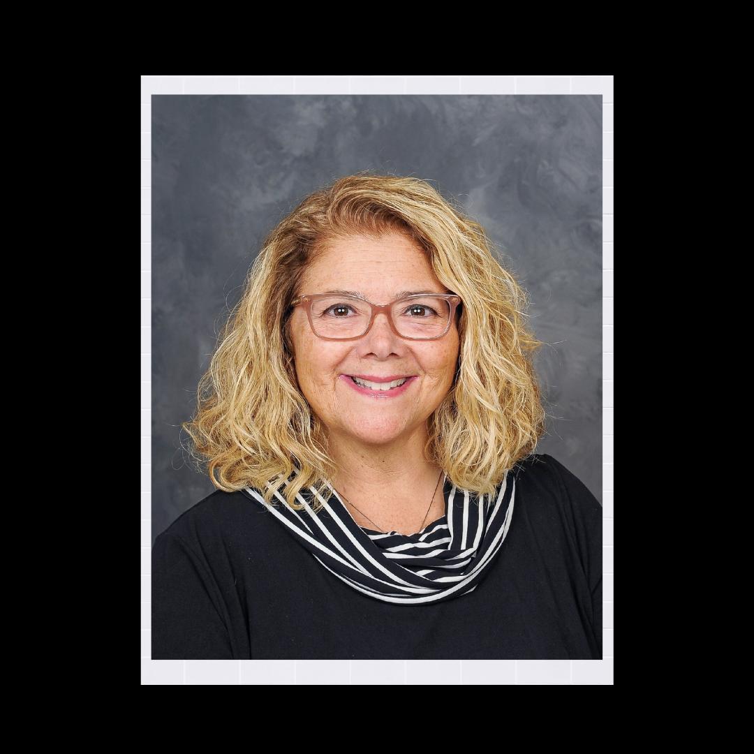 2019-20 Staff Photo of Ms. Carla (Pearson) Nuti [photo credit:  Pastor Photography]