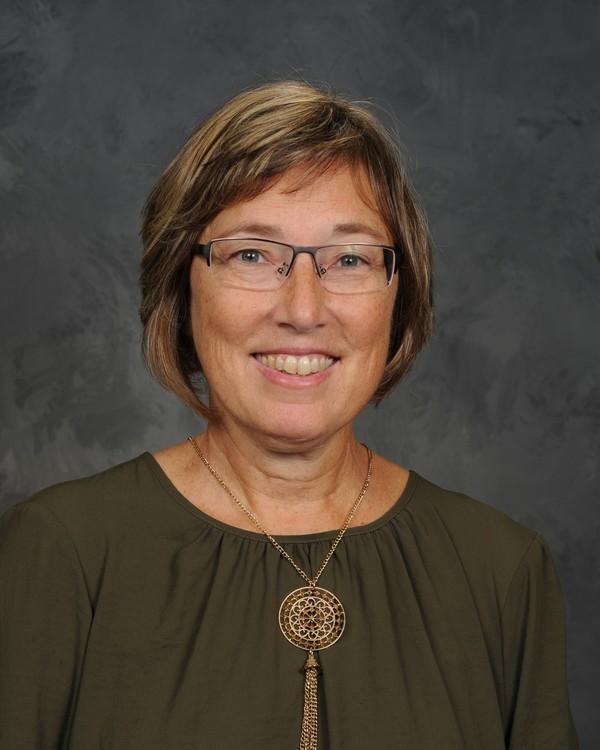 Chardon Local Schools staff member - Ms. Nancy Johnston, Educational Assistant  - [photo credit:  Pastor Photography]