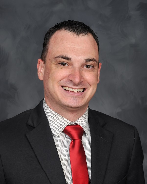 staff photo of Ryan Bandiera, Special Education Coordinator [photo credit:  Pastor Photography]