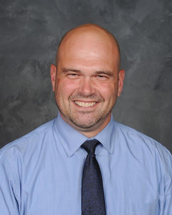 Adam Tomco, Business Affairs Supervisor [staff photo:  Pastor Photography]