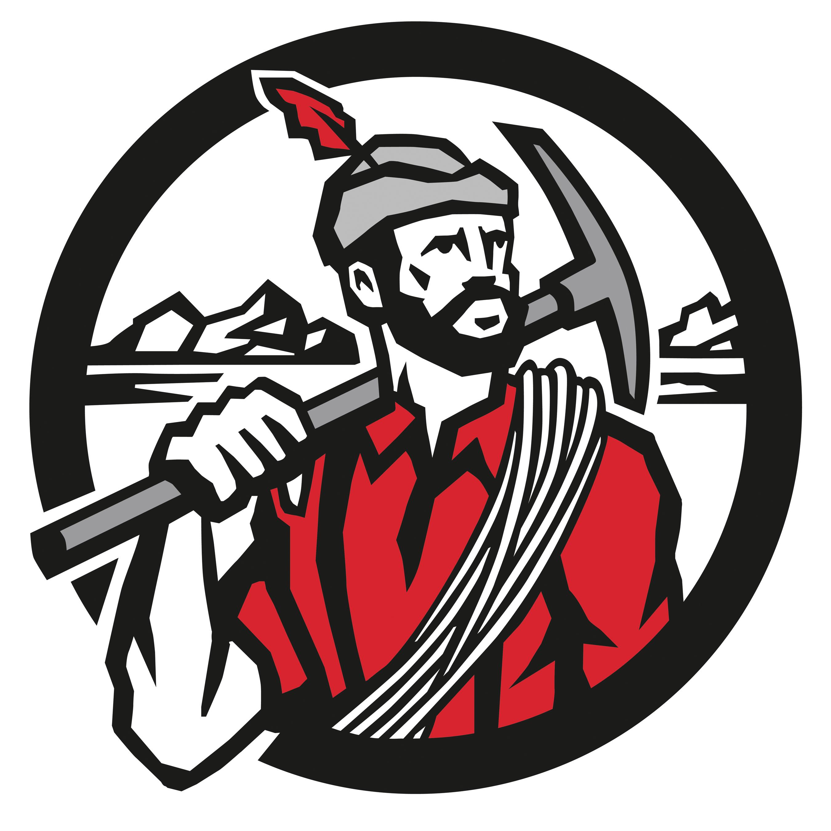 full-color Hilltopper with mountain axe logo