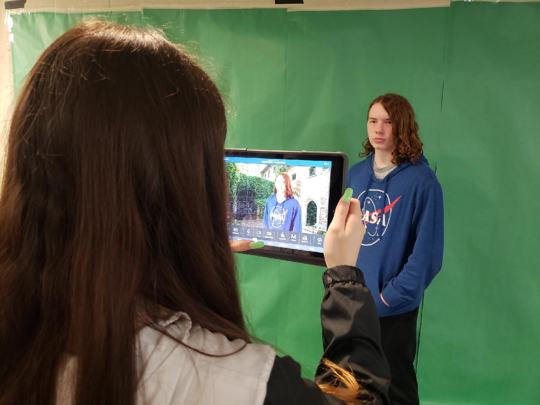 TV I Studio class
