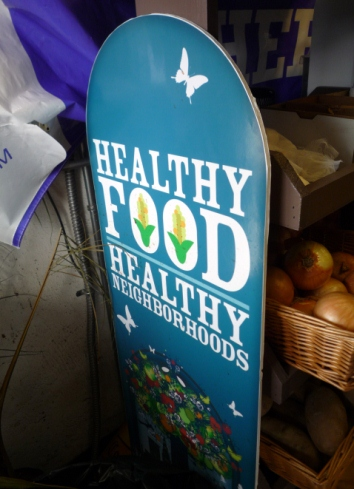 Healthy Food, Healthy Neighborhoods banner