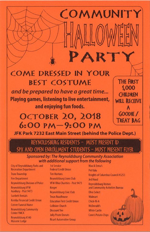 Community Flyer