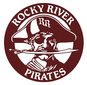Rocky River Pirate Logo