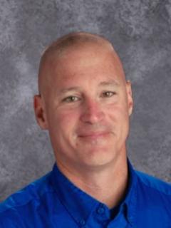Principal, Mr. Scott Spicher