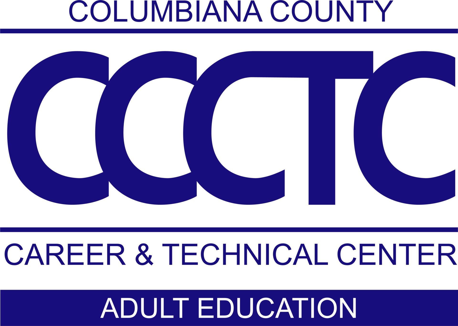 CCCTC Adult Education Logo