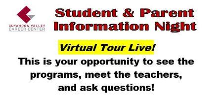 Student-Parent Information Night