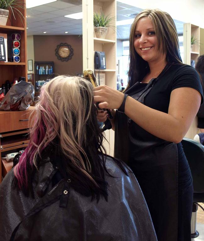 Salon Services at CVCC