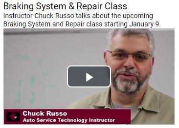 Braking System & Repair Class