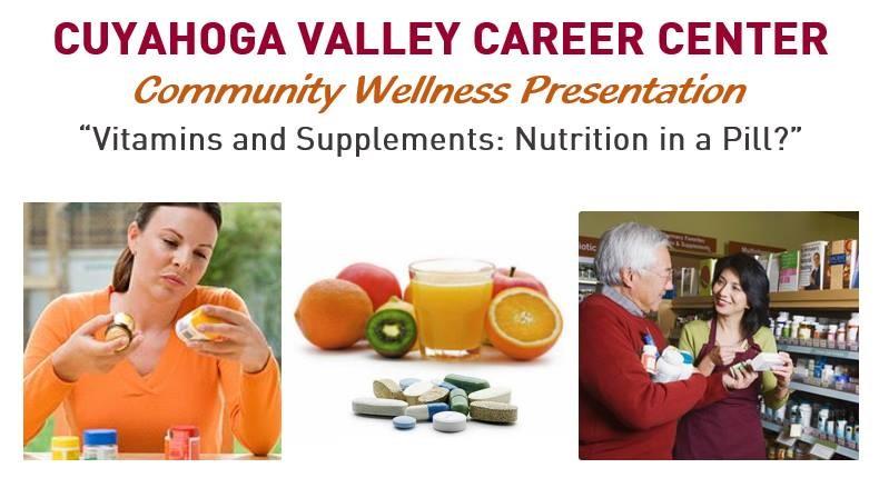 Community Wellness Presentation Oct. 17 at 1:00 p.m.