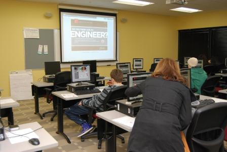 Assessments Offered during STEM Career Showcase