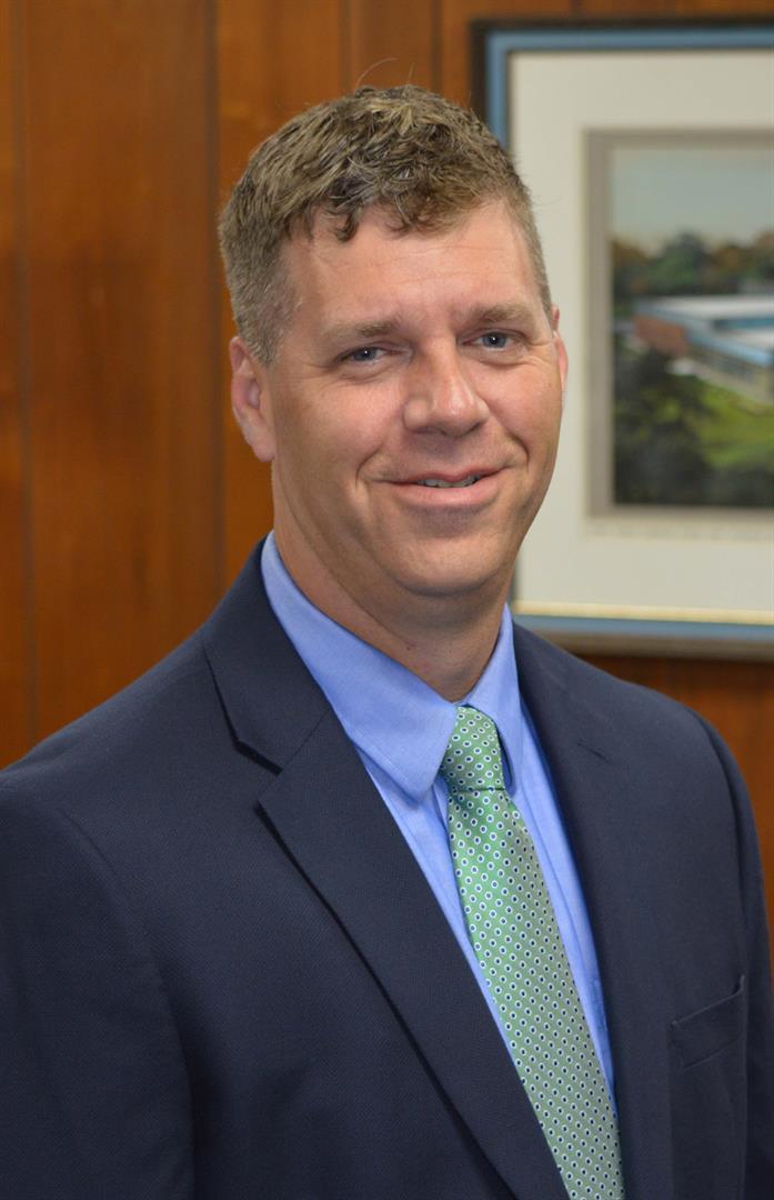 Dave Mangas, Superintendent
