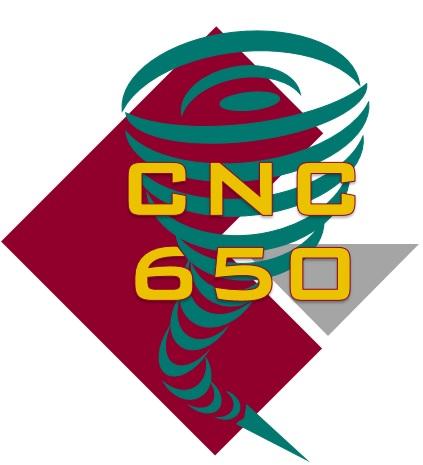 CNC 650 Logo