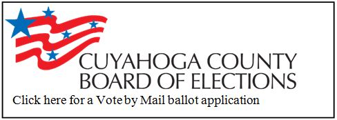 Click here for a Vote by Mail ballot application