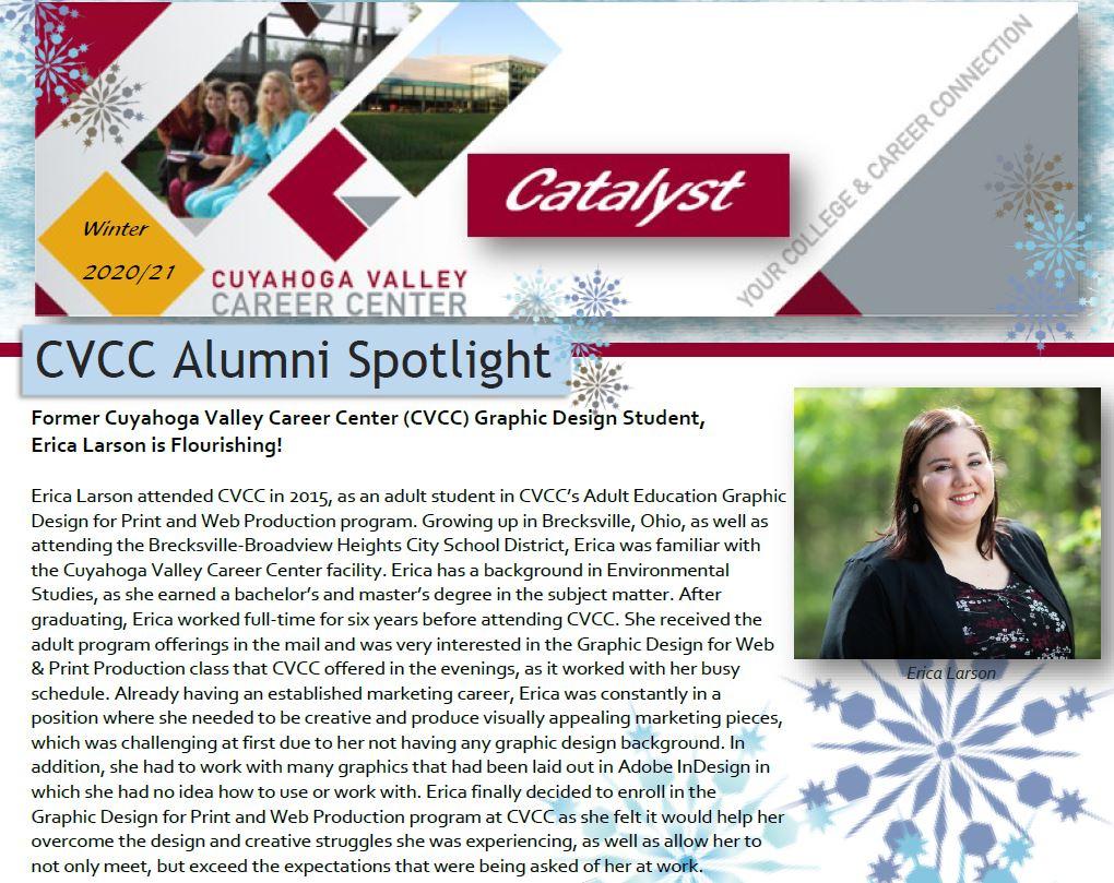 CVCC Winter Catalyst