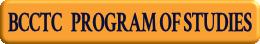 BCCTC Program of Studies