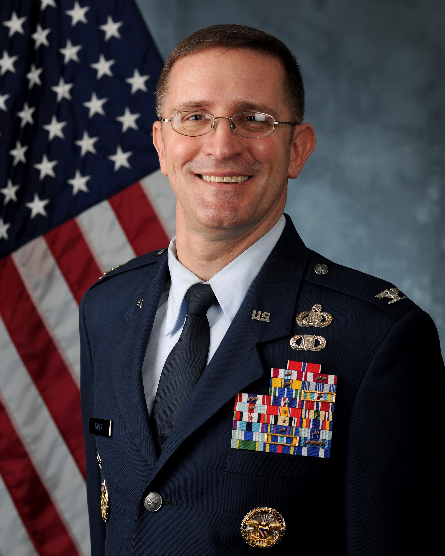 Colonel Rick Peterson
