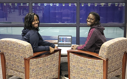 Students, teachers and administrator at Plum Senior High School collaborated to create the first-ever Black Student Union, or BSU to help improve the learning and leadership experiences for Black students, from increasing their exposure to academic enrichment opportunities, improving socialization, raising awareness, and appreciate for Black culture, and combating disciplinary differences. Plum junior s Aleah Thornton with serve as president and Alexis Thornton will serve as Vice President. Jaralyn Kincaid serves as secretary and Zachary Fulton will serve as treasurer.  BSU was established to help foster Black students' success by leveraging District resources and connecting students with prominent and supportive African Americans in the community. The programs and activities will catalyze personal and professional development, accommodating students of all races and teaching them about issues and historical events and issues that are above and beyond the current curriculum. The Black Student Union is also a safe place for African-American students to express current or previous struggles, allowing for healthy discussions about issues affecting their neighborhood and Black communities across the city, state and nationwide.  This month, the Black Student Union is hosting the Black History Month Portrait Contest, an art competition that will help expand the knowledge on African American history. All high school students can create posters that identify African Americans in history that have contributed to American history. All posters are due to the BSU on Tuesday, February 23, 2021 and can be submitted digitally by emailing clear photos of artwork to piepers@pbsd.net.   Membership to the Black Student Union is open to all students. If you are interested in BSU membership, contact Jaralyn Kincaid at kincaidjaralyn@pbsd.net